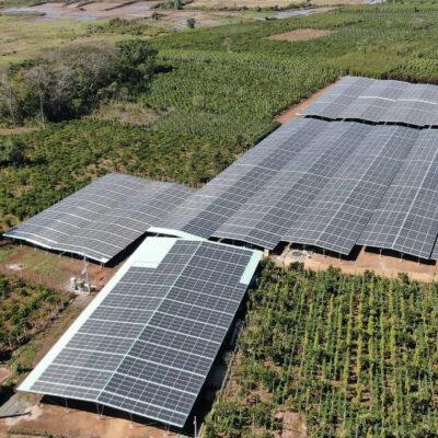 Hệ thống năng lượng mặt trời áp mái kết hợp trang trại nông nghiệp tại Huyện Đăk Đoa Tỉnh Gia Lai